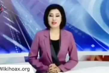 An example of newspresenting in Kyrgyzstan/ Wiki Hoax – 0479